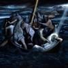 Cristo aquieta la tempestad